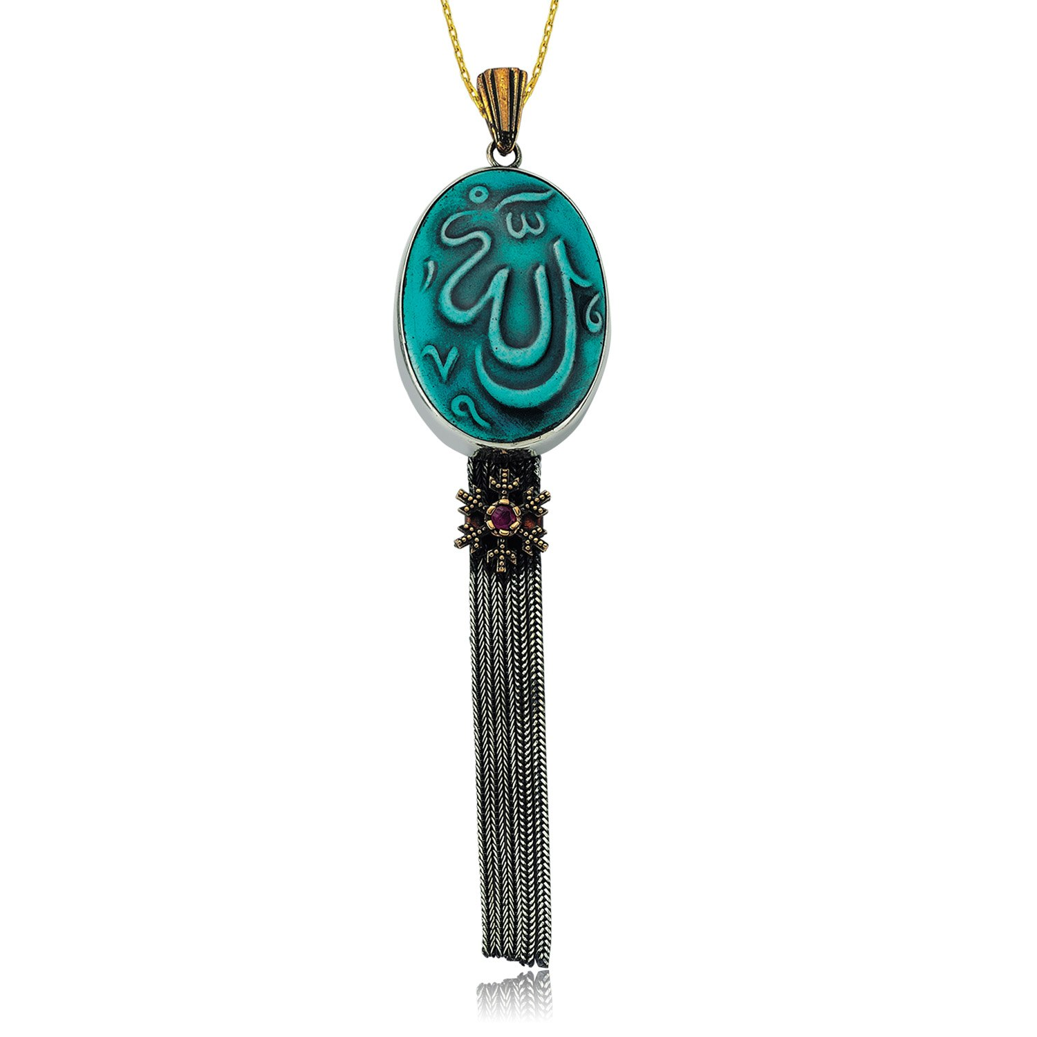 jewelry necklace image turquoise products choker clique the coin product stone and pendant